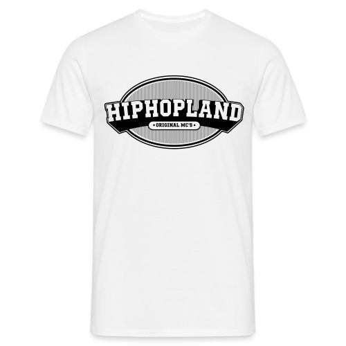 HipHop Original Blanc - T-shirt Homme