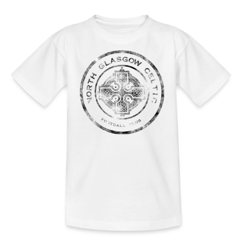 Teens Crest Tee - Teenage T-Shirt