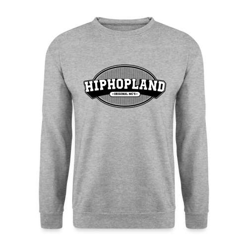 HipHop Original Gris - Sweat-shirt Homme