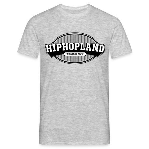 HipHop Original Gris - T-shirt Homme