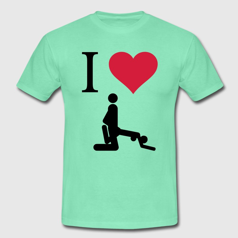 I love Sex - T-shirt Homme