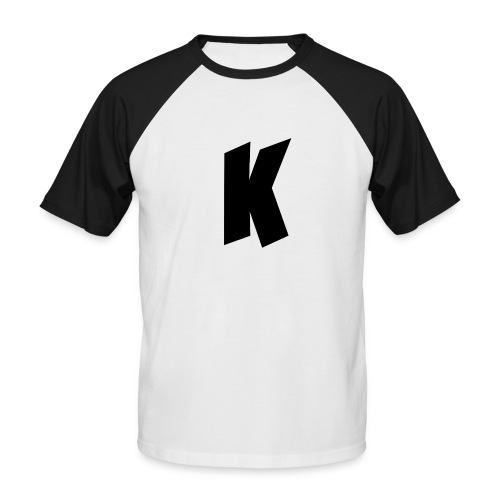 KURVHD TSHIRT - Men's Baseball T-Shirt
