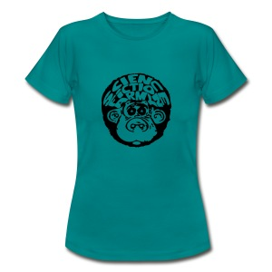 Science Fiction Army - Frauen T-Shirt