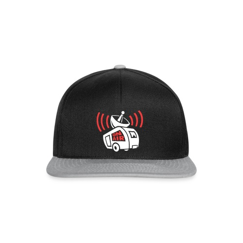 Wohnwagen Cap - Snapback Cap