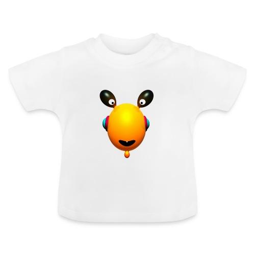 Tee shirt Toothies yellow - T-shirt Bébé