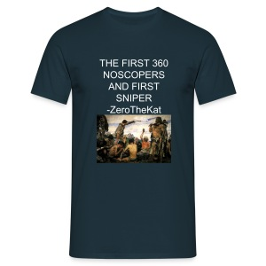 First Sniper Ever - Men's T-Shirt
