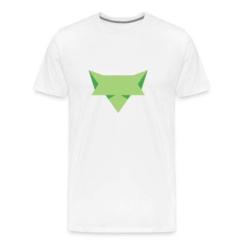 ONX Large green - Premium T-skjorte for menn