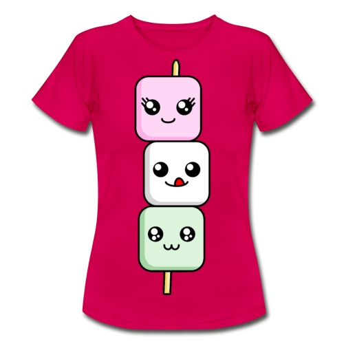 Brochette de Marshmallows - T-shirt Femme