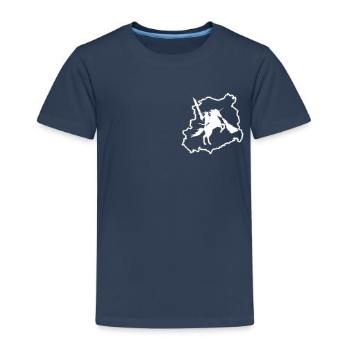#LieberNichtWest Shirt - Kinder Premium T-Shirt