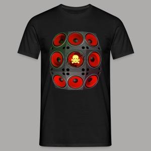 SpeakerDome - Mannen T-shirt