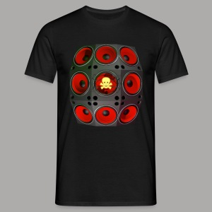 SpeakerDome - Mannen T-shirt