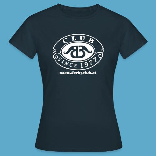 B3Club Leiberl in weiß für Menscha (verschiedene Farben) - Frauen T-Shirt