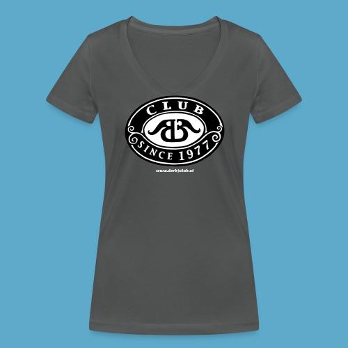B3Club Leiberl mit U-Boot-Ausschnitt für Menscha (verschiedene Farben) - Frauen Bio-T-Shirt mit V-Ausschnitt von Stanley & Stella