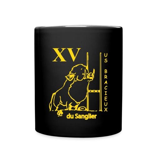 Tasse Noire XV du Sanglier - Mug uni