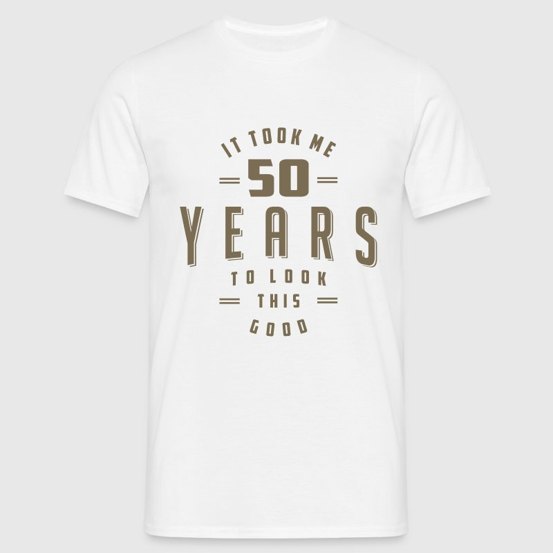 Funny 50th Birthday T-shirt - Men's T-Shirt