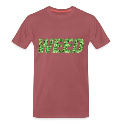 Weed Shirt - Männer Premium T-Shirt