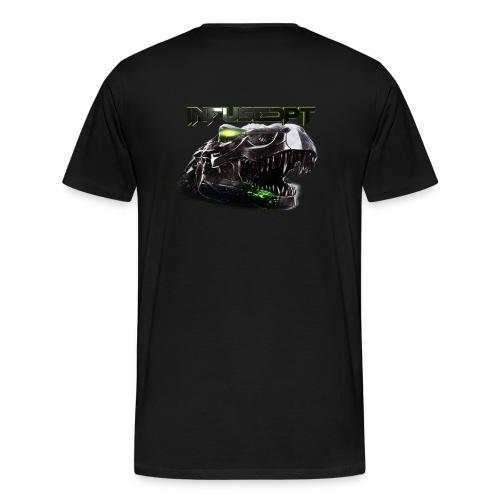 Official iNFuSeDPT® Swan Streamer T-Shirt - Men's Premium T-Shirt