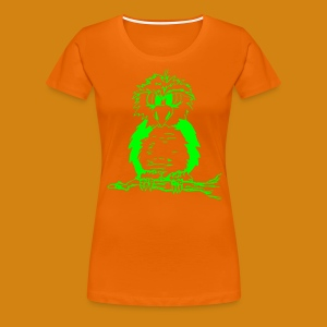 Egbert - Frauen Premium T-Shirt