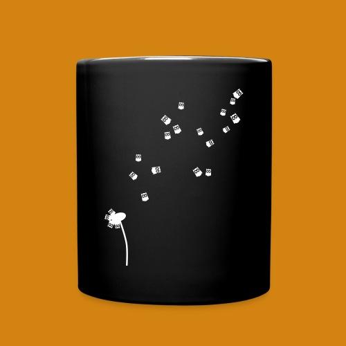 Pusteeule - Tasse - Tasse einfarbig