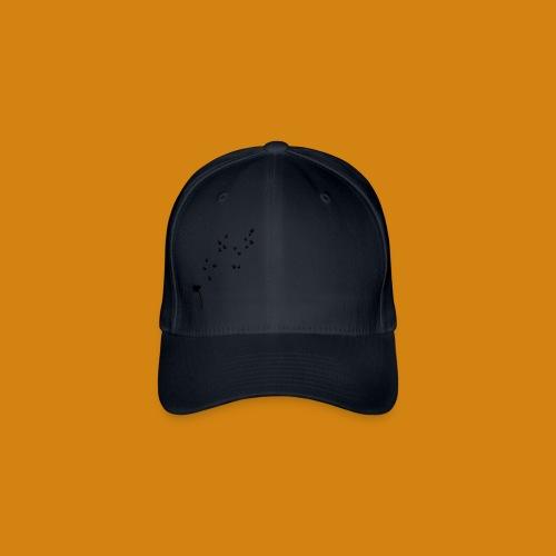 Pusteeule - Basecap - Flexfit Baseballkappe