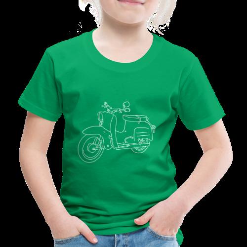 Simson Schwalbe - Kinder Premium T-Shirt