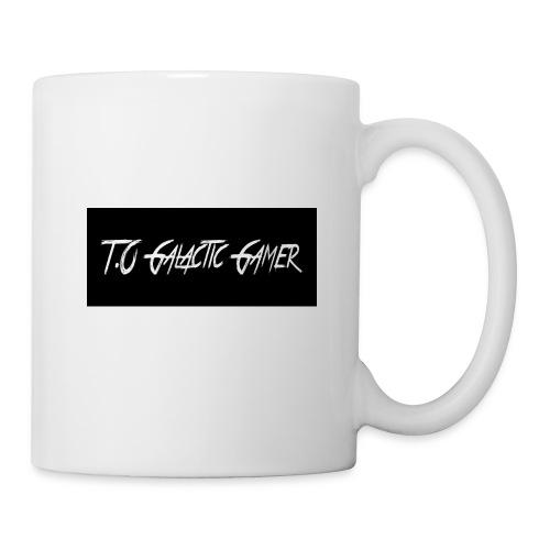 T.O Galactic Gamer Mug - Mug