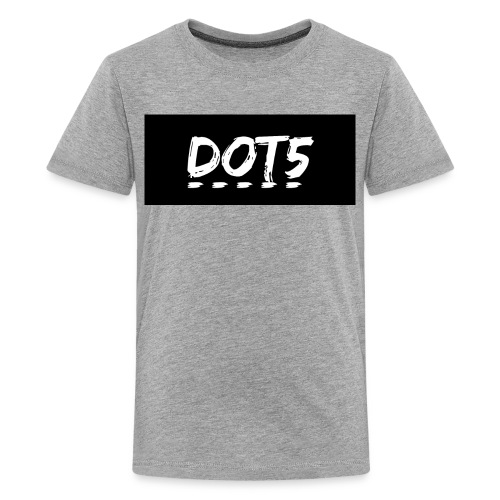 DOT5 Teenage Premium T-Shirt - Teenage Premium T-Shirt