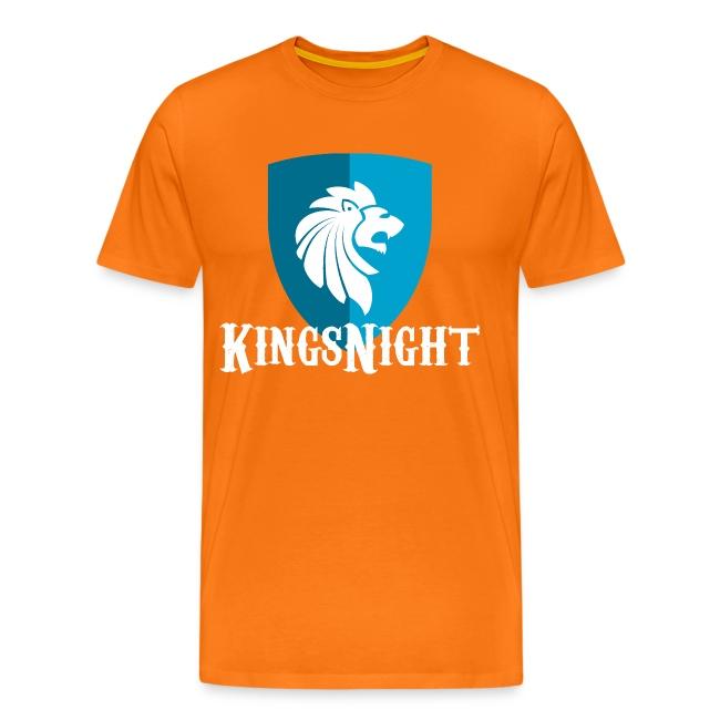 Kingsnight T-shirt voor Koningsnacht