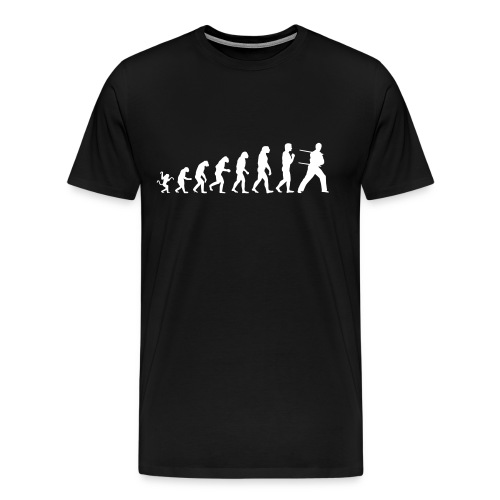 Kali Evolution White - Camiseta premium hombre