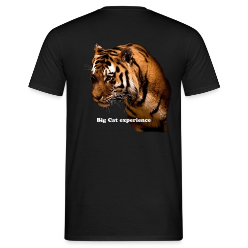 Tee-shirt homme Big Cat Experience - T-shirt Homme
