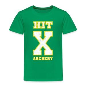 Kinder Premium T-Shirt - HIT X ARCHERY - Kinder Premium T-Shirt