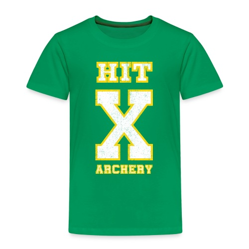 Kinder Premium T-Shirt - HIT X ARCHERY - Kinder Premium T-Shirt