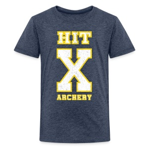Teenager Premium T-Shirt - HIT X ARCHERY - Teenager Premium T-Shirt