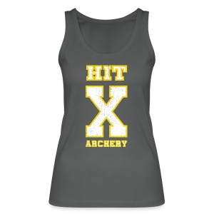Frauen Bio Tank Top - HIT X ARCHERY - Frauen Bio Tank Top