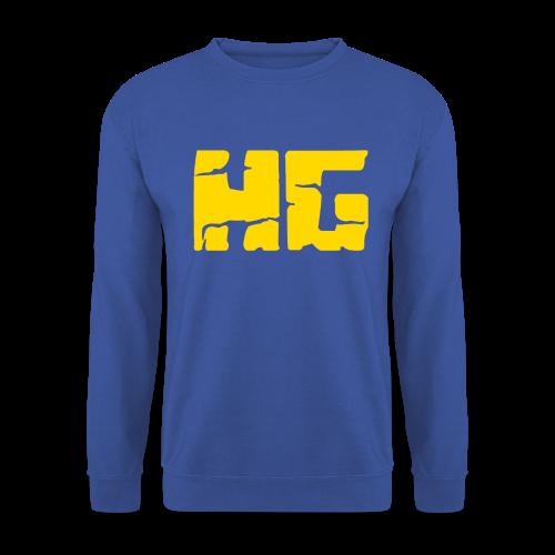 Mannensweater Hamfieldgames - Mannen sweater