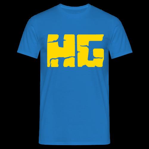 Mannen T-Shirt Hamfieldgames - Mannen T-shirt