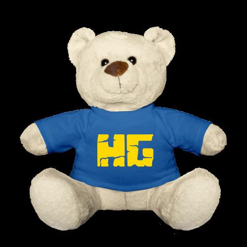 Hamfieldgames knuffelbeer - Teddy