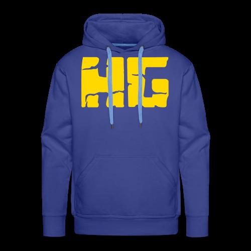 Mannen Hoodie HamfieldGames - Mannen Premium hoodie
