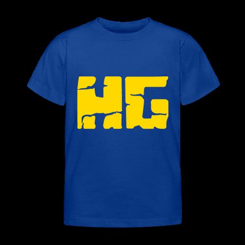 Kinder T-Shirt HamfieldGames - Kinderen T-shirt