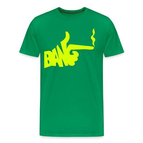 Bang! - T-shirt Premium Homme