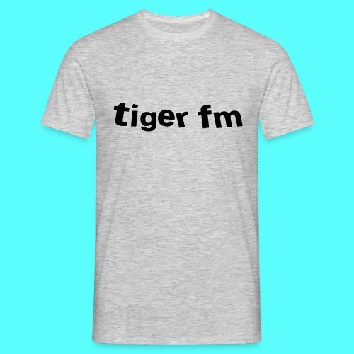 tiger fm logo T-Shirts - Männer T-Shirt