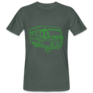 Wohnmobil - Männer Bio-T-Shirt