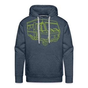 Wohnmobil - Männer Premium Hoodie