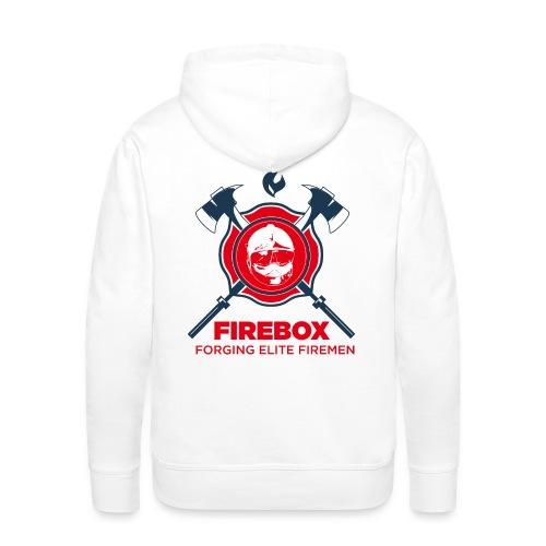 Sweat shirt capuche homme - Sweat-shirt à capuche Premium pour hommes