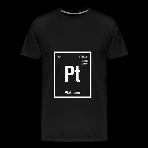 Platinum Shirt - Männer Premium T-Shirt