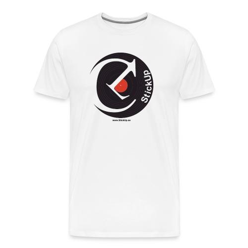StickUp - Premium-T-shirt herr