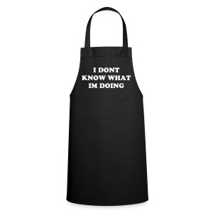 I CANT COOK - Cooking Apron
