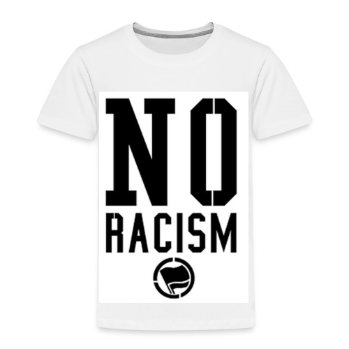 no racism - T-shirt Premium Enfant