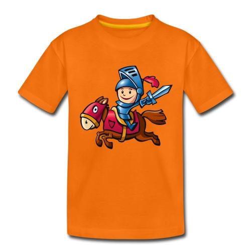 enfant - chevalier - T-shirt Premium Enfant