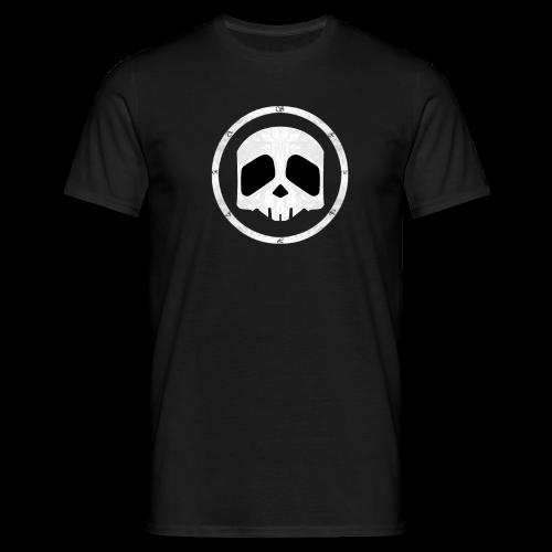 Skull Art B-W - T-shirt Homme